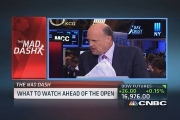 Cramer's Mad Dash: Hormel still delivers