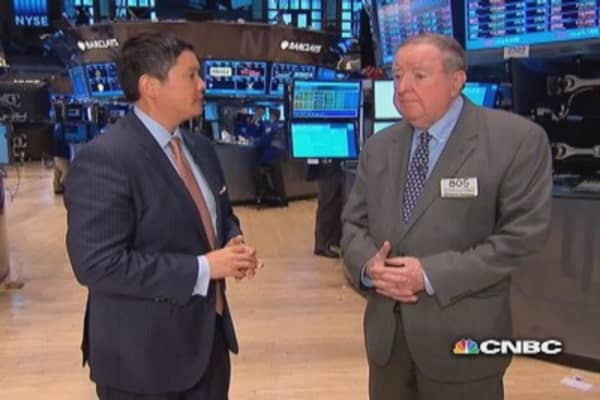 Cashin says thin markets allows for big moves