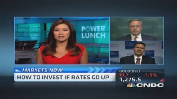 rate hikes not necessarily bad for stocks portfolio manager