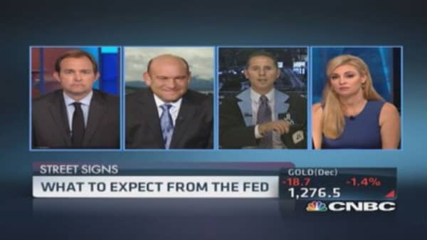 Markets over Fed fears?