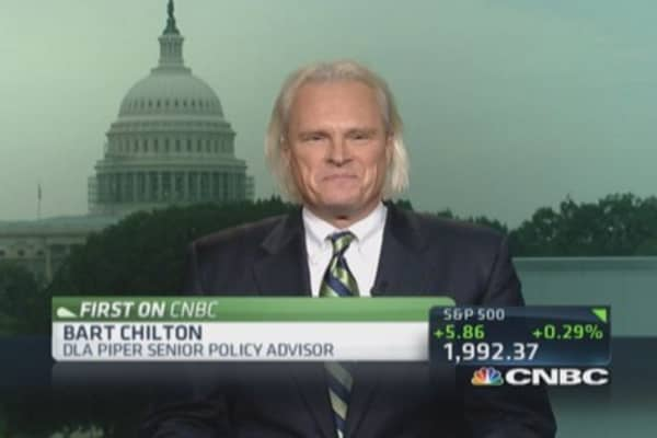 Former CFTC commissioner Chilton joins HFT lobby effort