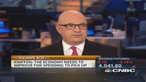 Retail battle heats up