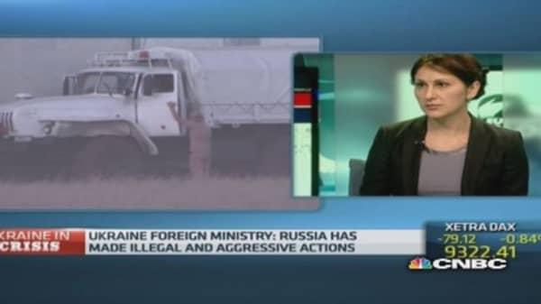 Russia, Ukraine strengthen positions before talks: Pro