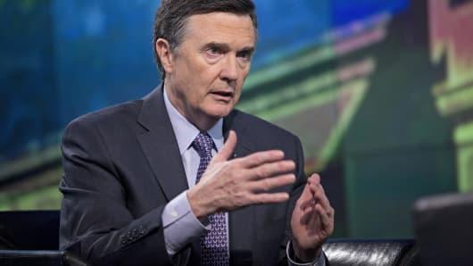 Former Federal Reserve Bank of Atlanta President Dennis Lockhart