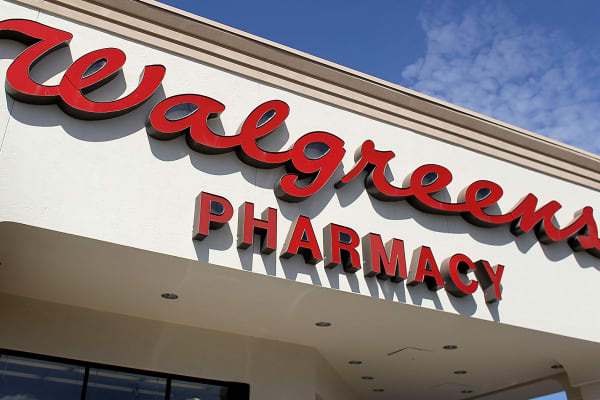 A Walgreens store is shown in Homestead, Fla.
