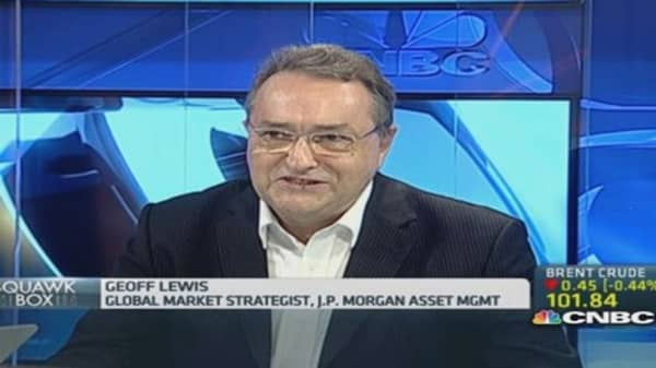 Overweight Chinese, Indian markets: JPMorgan