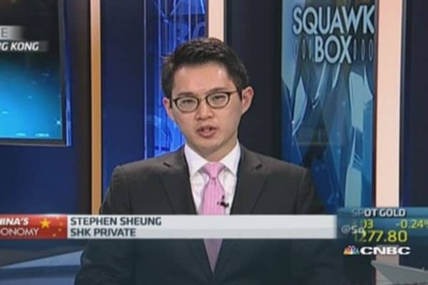 Improving sentiment towards Chinese stocks: Pro