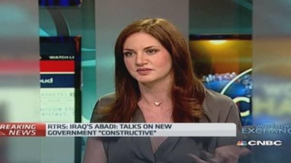 Western fighters in Iraq heighten concerns
