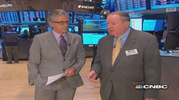 Cashin says: Bulls out, 'not quite with force'