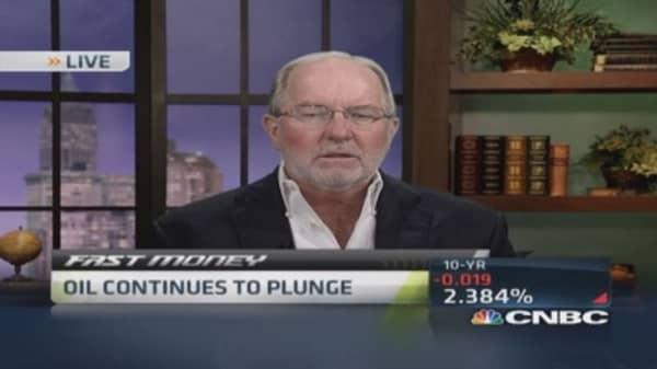 Gartman: Buy nat gas, sell crude