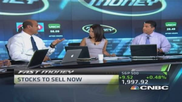Stocks to sell: XLU, NFLX, XOM, HD