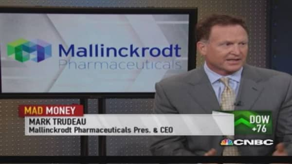 What's ahead for medical science with Mallinckrodt CEO