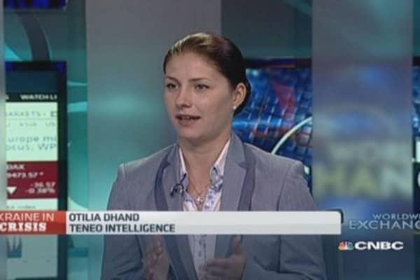 Russia, Ukraine talks will be 'very frosty': Expert