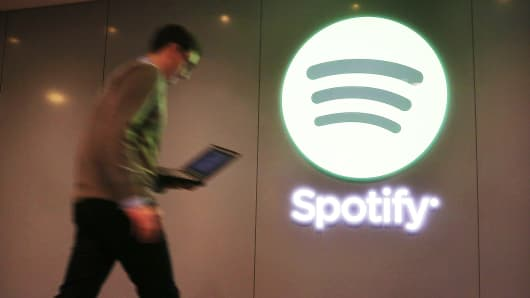 Spotify's Chief Content Officer Leaves Ahead Of Planned Public Offering