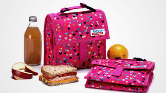 PackIt cooler bags.
