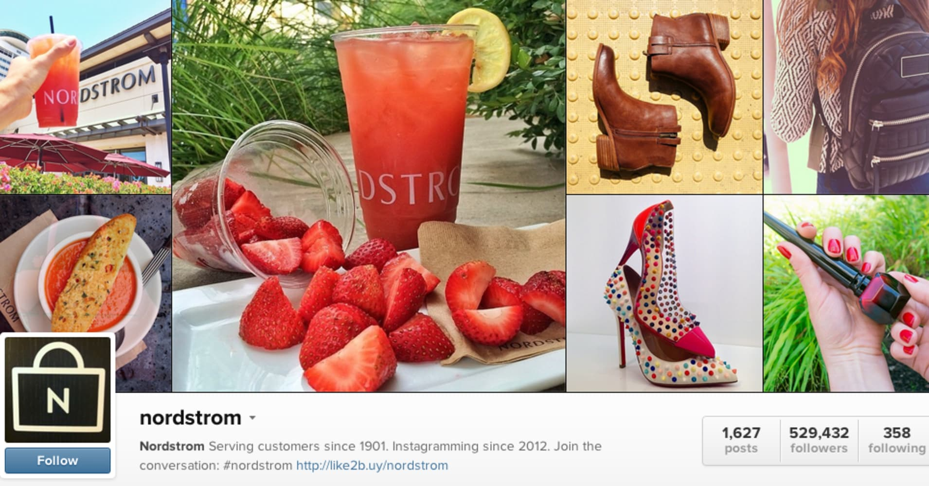 Target, Nordstrom make Instagram shoppable