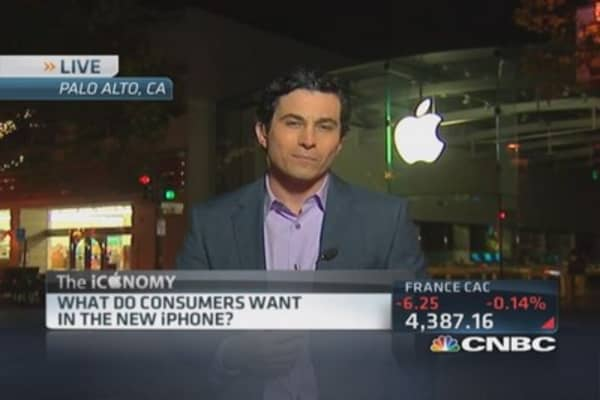Apple's bigger, better bet