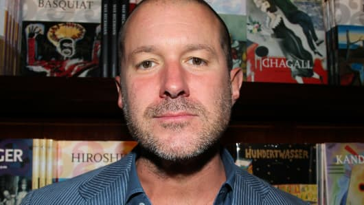 Sir Jonathan 'Jony' Ive.