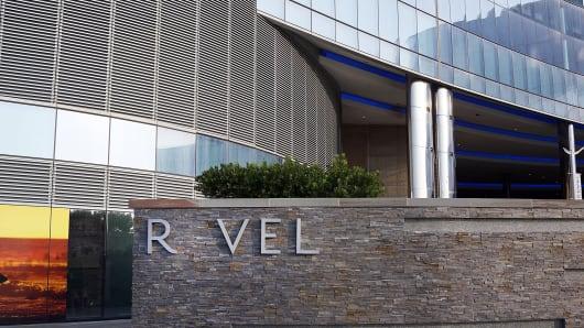 The Revel Casino in Atlantic City.