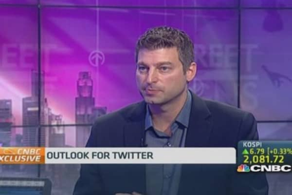 Twitter: Seeing strong growth potential outside US