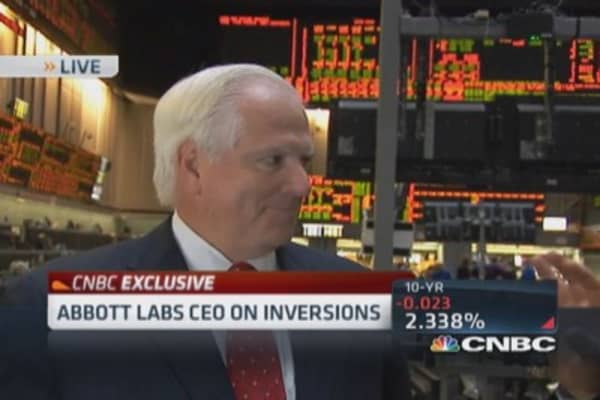 Santelli Exchange: Truth about inversions