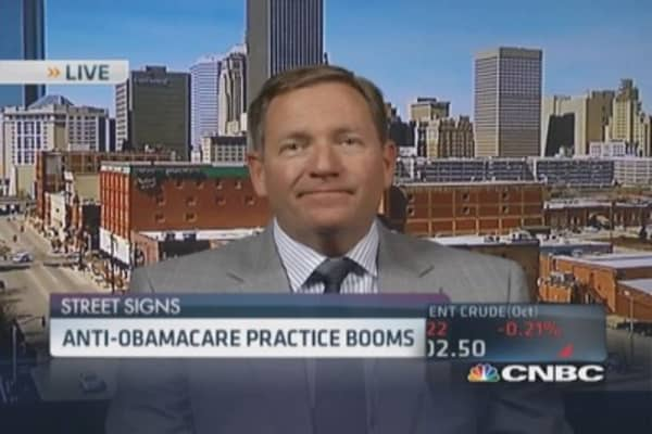 Anti-Obamacare practice booms
