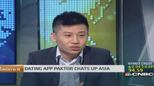 Singapore dating app Paktor: We're different from Tinder