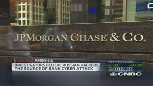 JPMorgan probes cyberattack