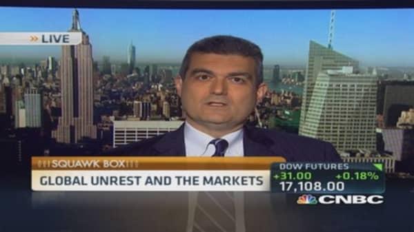 Euro zone 'absolutely moribund': Expert