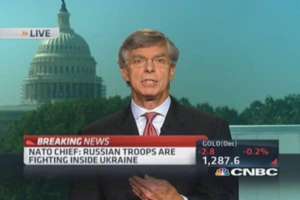 William Taylor: Russia a mafia, KGB governed state