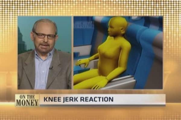 Knee-Jerk Reaction
