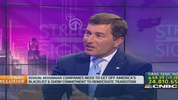 Rivkin: US-ASEAN relationship is critical