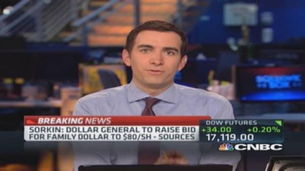Dollar General to raise Family Dollar bid: Sources