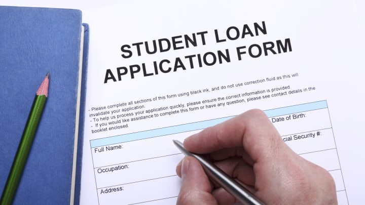 student loan college education cost