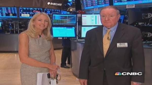 Cashin awaits Thursday's rate decisions