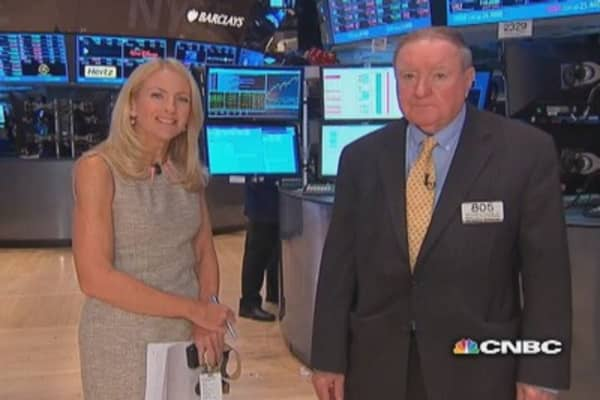 Cashin awaits Thursday's rate decisions