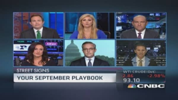 September playbook: Fed, Europe & midterm elections
