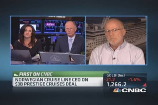 NCL CEO: Been considering Prestige deal for years