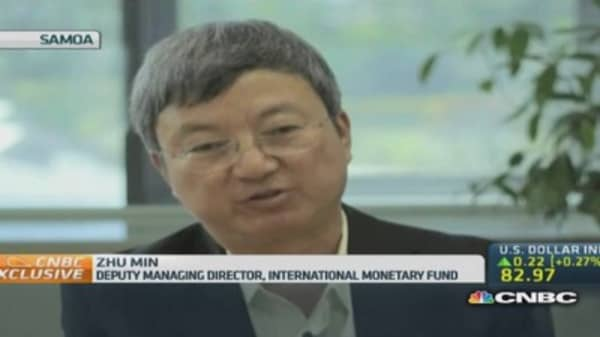 IMF's Zhu: Why low rates are still important