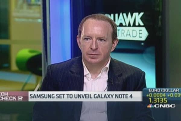 Samsung Note 4 'won't be a game changer': Pro