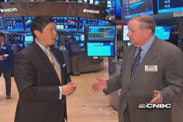 Cashin says: Traders wait on central banks