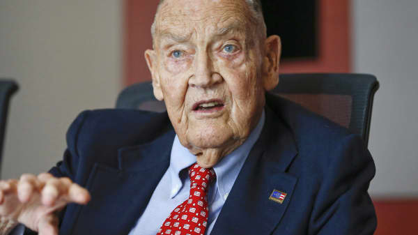 Forty-two years after he founded Vanguard and nearly two decades after relinquishing the CEO spot the same year he had a heart transplant, Jack Bogle is still as outspoken as ever.