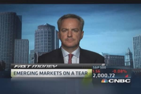 Adrian Mowat's emerging market picks