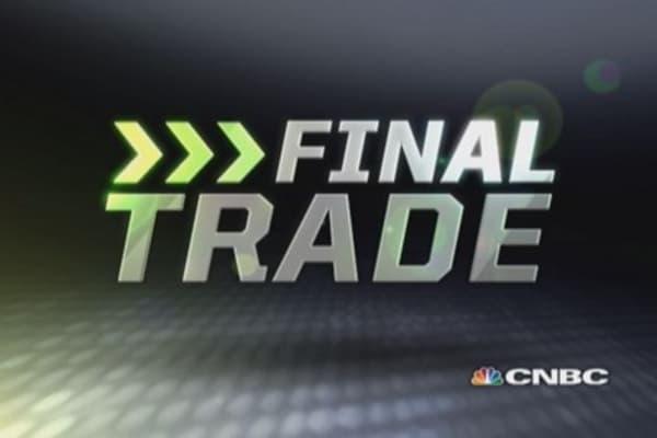 Fast Money Final Trade: DAL, XLE, SUNE & M