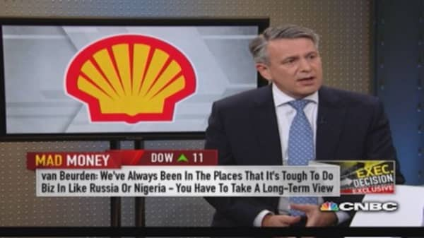 Reinventing Royal Dutch Shell