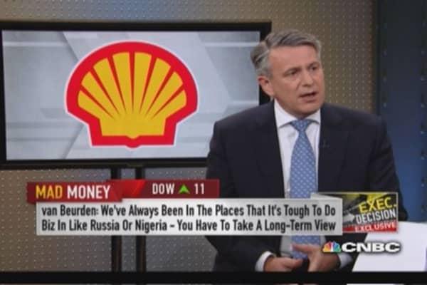 Reinventing Royal Dutch Shell