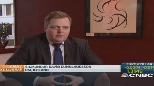 Don't underestimate NATO: Iceland's PM