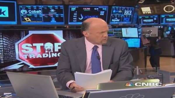Cramer's Stop Trading: FedEx