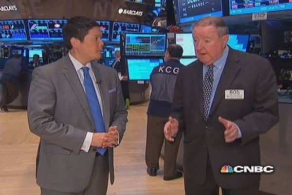 Cashin says Europe's rally not all Draghi