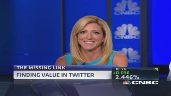 Trader finds value in Twitter